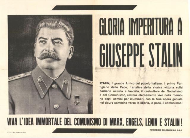 1995-2015: L'ITALIA VERSO IL MODELLO STALINISTA SOVIETICO
