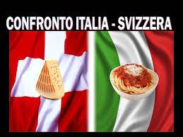 TRA LA SVIZZERA E L'ITALIA C'E' UN ABISSO